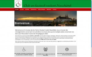 Nouveau site internet de CFRNE !